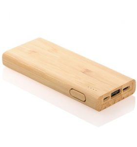 Bambusowy power bank 5000 mAh B'RIGHT